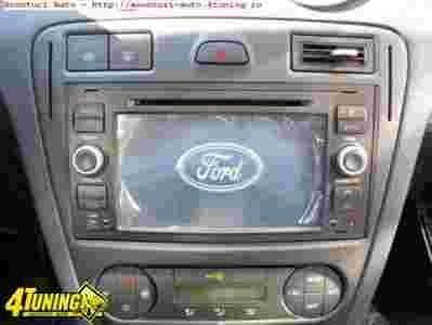 radio dedykowane do ford focus mk2 fiesta gps dvd. Black Bedroom Furniture Sets. Home Design Ideas