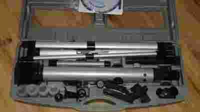 Refraktor teleskop luneta astrolon 60 700mm 262 5x