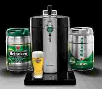 Nalewak Do Piwa Chłodziarka Krups Heineken Vb5120