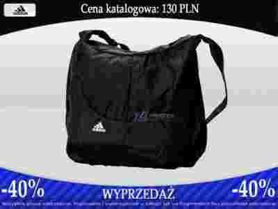 add3de6b55291 Torebka torba damska listonoszka Adidas E42172 HIT