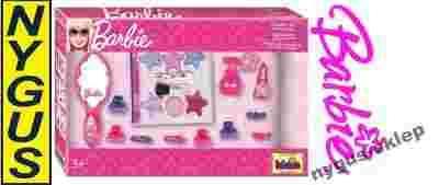 Zestaw Kosmetyków Do Malowania Dla Dzieci Barbie