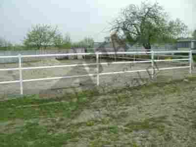 Ogrodzenie dla koni wysokość