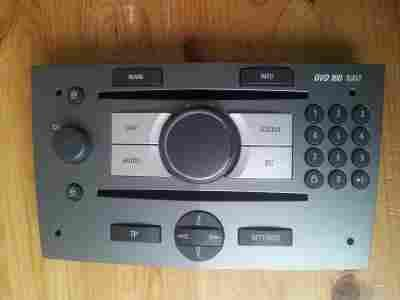 radio opel dvd 100 navi panel. Black Bedroom Furniture Sets. Home Design Ideas