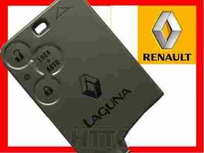 Obudowa Karty Karta Renault Laguna Ii 3 Przyciski