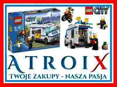 Konwój Policyjny Policja Klocki Lego City 7286