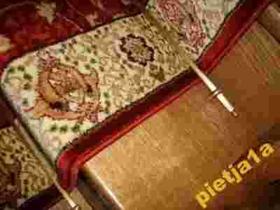 Relingi schodowe