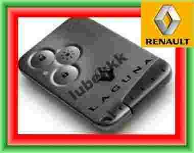 Naprawa Karty Renault Laguna Ii 3 Przyciski Karta