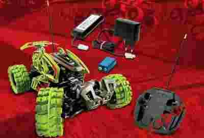 Lego 8675 Challenger Samochód Zdalnie Sterowany
