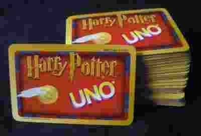 Gra Karty Uno Harry Potter Mattel Nowe