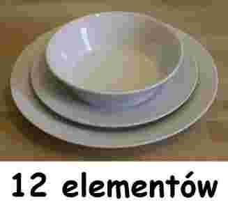 Ikea Martorp Serwis Obiadowy 12 El Zastawa Stołowa