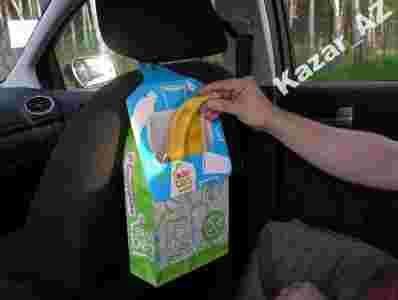 1ceb073a7de85 AUTO-BAG mobilny kosz na śmieci do auta OPAK.3szt.