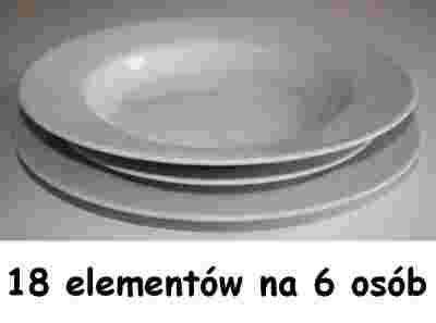 Ikea 365 Serwis Obiadowy 18 El Zastawa Stołowa