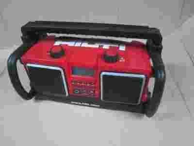Radio budowlane hilti