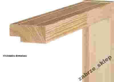 Futryna drewniana allegro