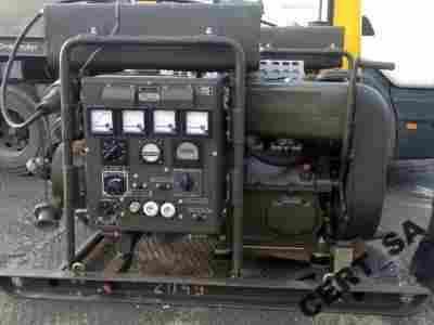 Chłodny Wojskowy AGREGAT pradotwórczy PAB 4 3/400 BO36